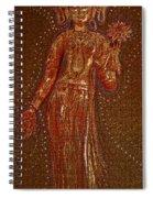 Goddess 1 Spiral Notebook