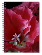 Godieta Flower Detail Spiral Notebook