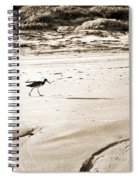 Godwit Spiral Notebook
