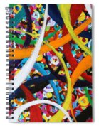 Going In Circles Spiral Notebook
