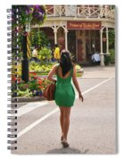 Going To The Prince Spiral Notebook