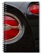 Golden Anniversary Spiral Notebook
