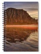 Golden Spiral Notebook
