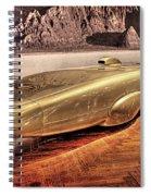 Golden Rod Dearborn Mi Spiral Notebook