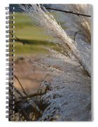 Golf Course Grasses Spiral Notebook