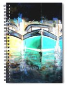 Gone Home 9 Spiral Notebook