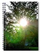 Good Day Sunshine Spiral Notebook