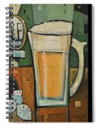 Good For What Ales You Poster Spiral Notebook