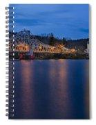 Goodspeed Opera House Spiral Notebook