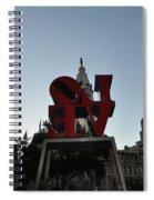 Got Love All Backwards Spiral Notebook