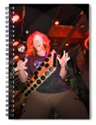 Got The Music In Me Spiral Notebook