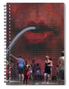 Gotcha Spiral Notebook
