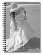 Gown Gathering Spiral Notebook