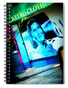 Grab A Star On Sunset Boulevard In Hollywood Spiral Notebook