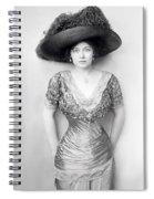 Grace La Rue Spiral Notebook