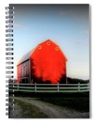 Graded On A Curve  Spiral Notebook