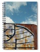 Graffiti Monster Spiral Notebook