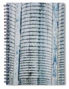 Grain Elevator Spiral Notebook