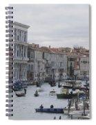 Gran Canal. Venice Spiral Notebook