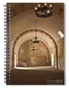 Granary Lights Spiral Notebook
