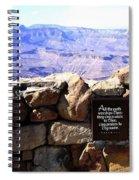 Grand Canyon 35 Spiral Notebook