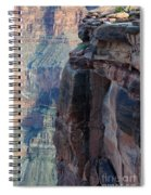 Grand Canyon Close Enough Spiral Notebook