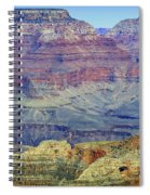 Grand Canyon Landscape II Spiral Notebook