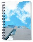 Grand Hyatt San Antonio Spiral Notebook