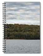 Grand Island E Channel Lighthouse 5 Spiral Notebook
