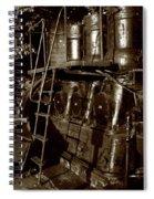 Grand Old Diesel Spiral Notebook