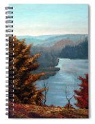 Grand River Look-out Spiral Notebook