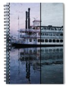 Grand Romance II Spiral Notebook