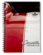 Grand Sport II Spiral Notebook