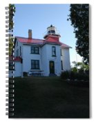 Grand Traverse Lighthouse Spiral Notebook