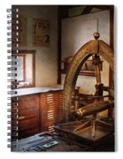 Graphic Artist - Graphic Workshop  Spiral Notebook