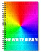 Graphic Beatles Spiral Notebook