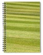 Grass Spiral Notebook