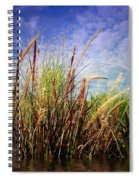 Grasses Standing Tall Spiral Notebook