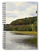 Grassy Beach Spiral Notebook