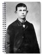 Grattan Dalton (1864-1892) Spiral Notebook