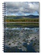 Gravel Lake, North Klondike Highway Spiral Notebook