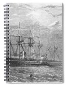 Great Eastern, 1860 Spiral Notebook