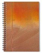 Great Fire Four Spiral Notebook