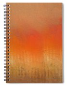 Great Fire Of London Spiral Notebook