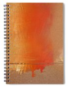 Great Fire Two Spiral Notebook