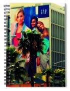 Great In Advertising In La Spiral Notebook