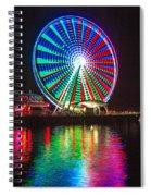 Great Wheel 203 Spiral Notebook