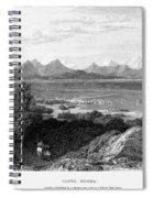 Greece: Levkas, 1832 Spiral Notebook