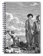 Greece: Naxos, C1790 Spiral Notebook