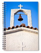 Greek Church Spiral Notebook